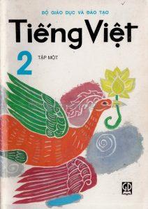sách Tiếng Việt lớp 2 cũ