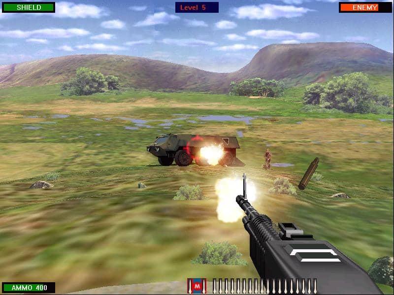Beach head 2002 game
