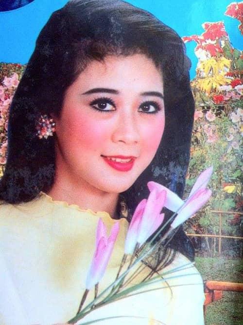 Diễn viên Diễm Hương môt thời