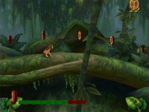 Game Tarzan huyền thoại