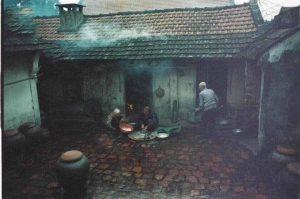 Những hình ảnh Tết nông thôn xưa