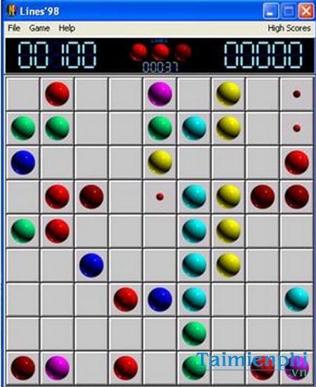 Game Line 98 huyền thoại