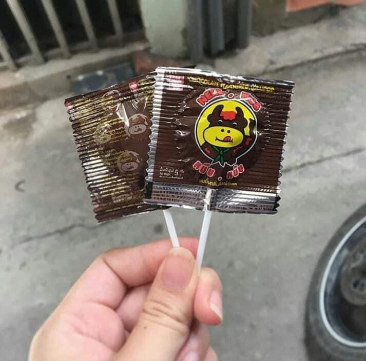 Kẹo sô cô Thái ngon tuyệt vời
