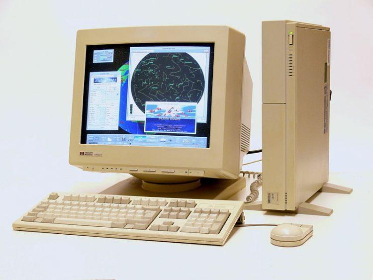 Máy tính đời cũ 2 | Ký ức tuổi thơ