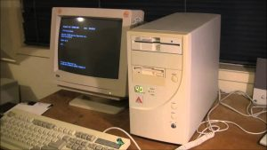 Máy tính thời xưa