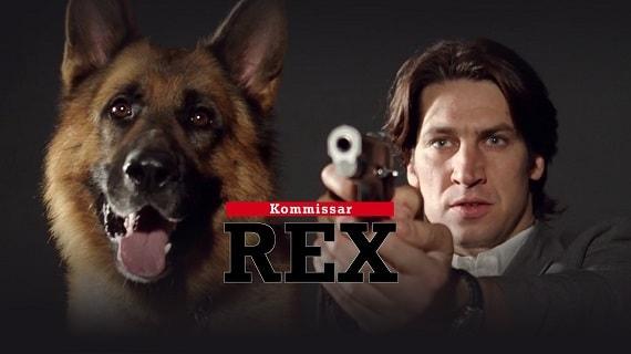 Rex- Chú chó thám tử