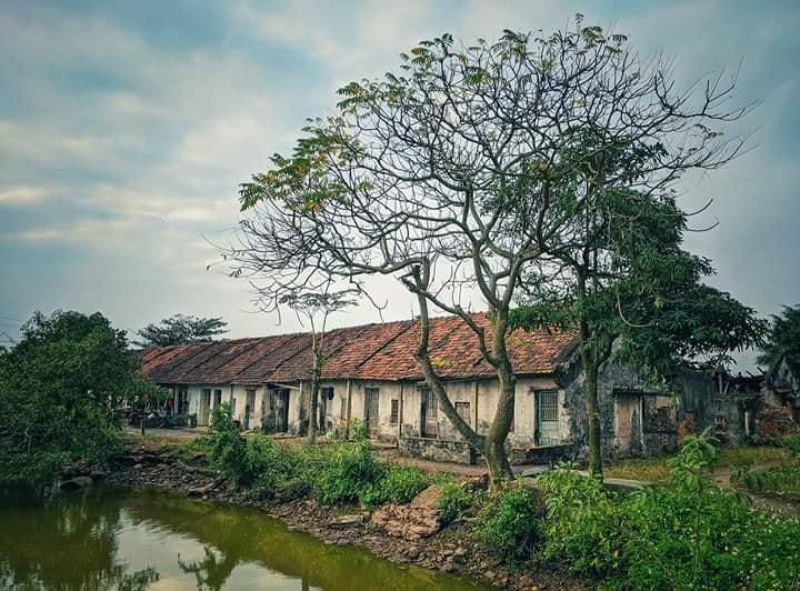 Hình ảnh làng quê cũ