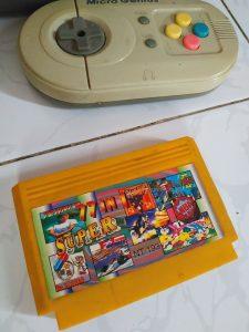 máy chơi điện tử băng xưa