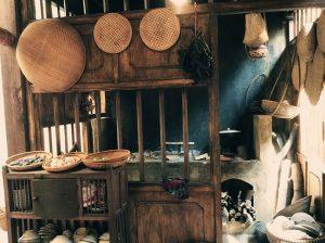 Chạn bếp xưa