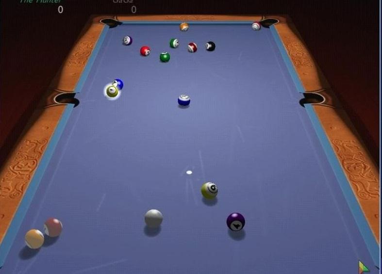 Game Bida 3d cool pool ngày xưa 2