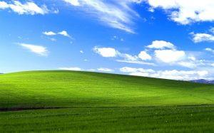 Ảnh background Windows XP