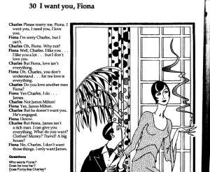I love you Fiona