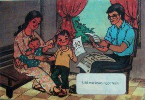 Sách Đạo đức lớp 1 cũ