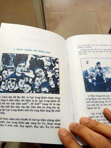 Truyện đọc lớp 1 xưa