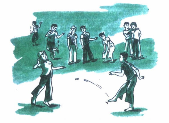 Cùng vui chơi - TIếng Việt lớp 3