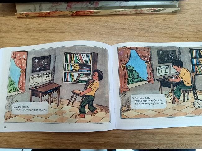 Sách Đạo đức 1 thế hệ 8x 9x