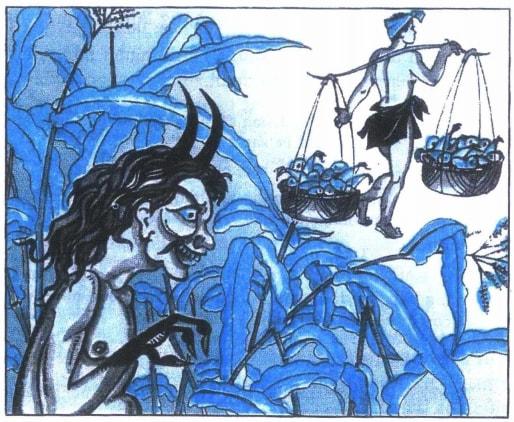 Người nông dân & con quỷ